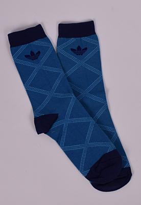 CHECK 3/4 SOCK Ponožky